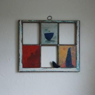 Antique Frame Art