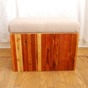 Trunk Box Bench