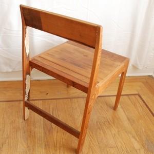 Rustic Wood Chair3