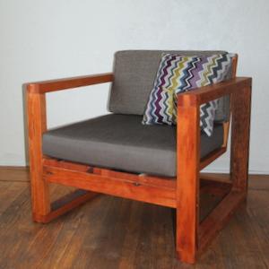 Vintage Modern Armchair 3